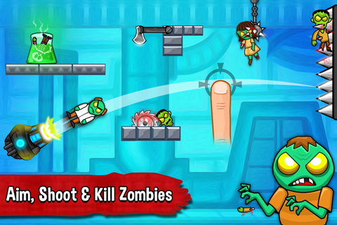 Zombie Ragdoll Android App