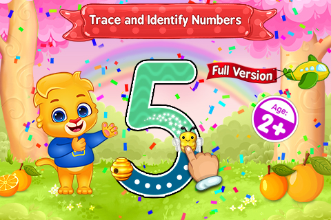 123 Numbers - Count & Tracing - 1