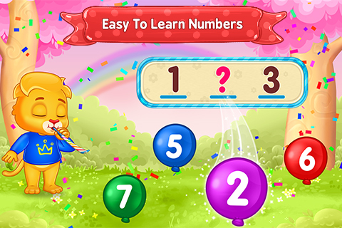 123 Numbers - Count & Tracing - 4