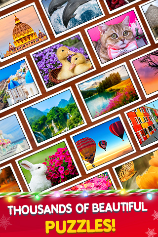 Jigsaw Puzzles Clash Announces Fun New Multiplayer Jigsaw Puzzle Game Image