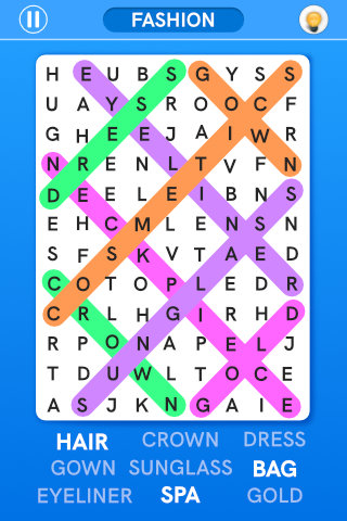 Word Search Android App